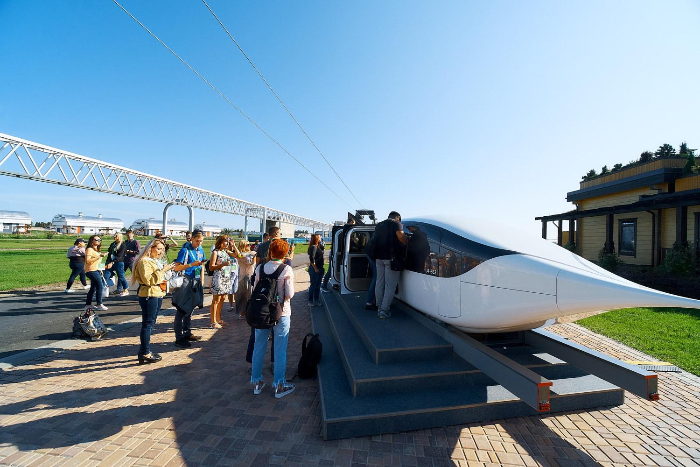 Vận tải của tương lai: đầu tiên ở UAE, sau đó trên toàn thế giới