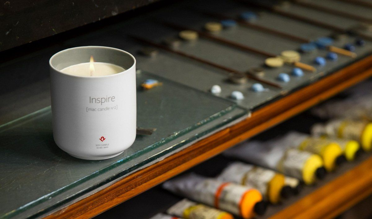 Inspire [mac candle №2]