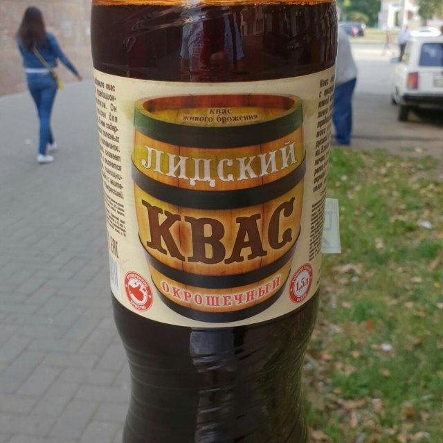 ФАС наказала недобросовестного конкурента «Лидского пива»