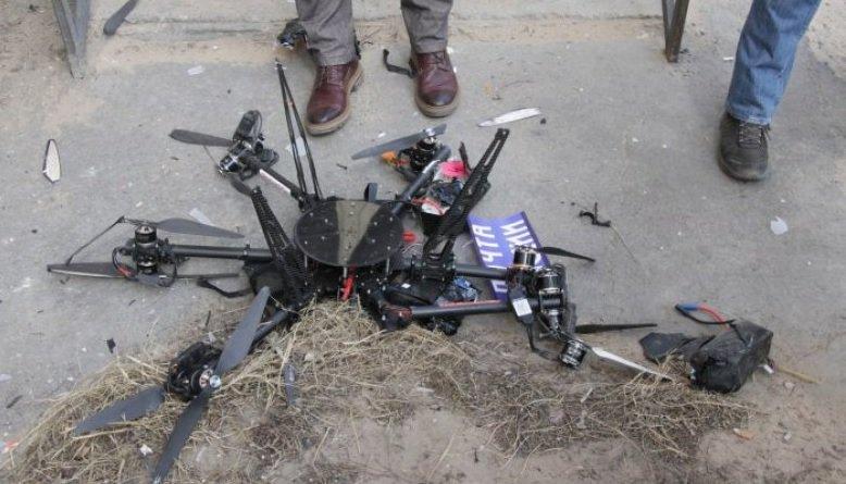 Первый беспилотный летательный аппарат «Почты России»