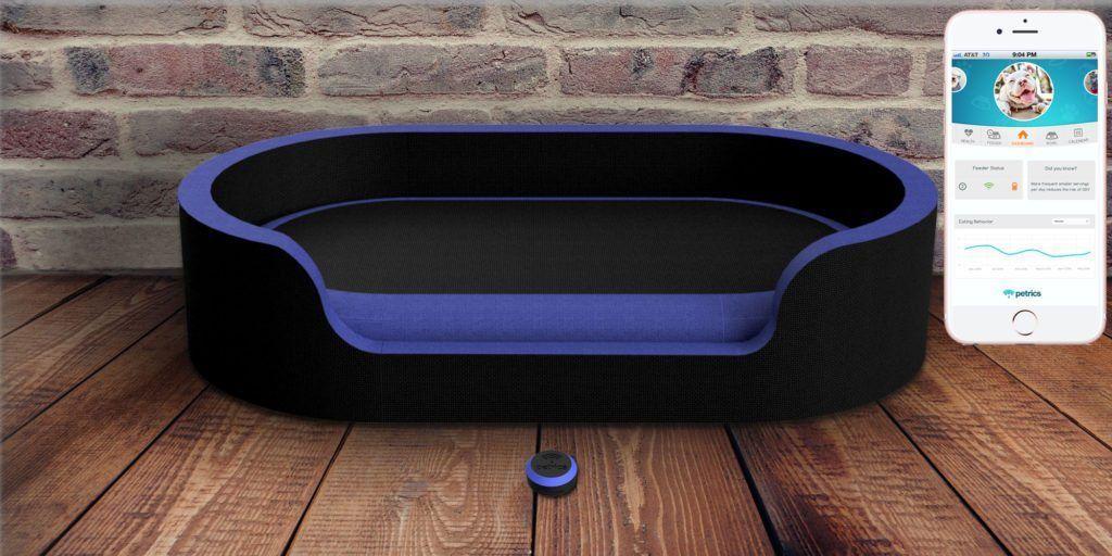 Смарт-кроватка для собак и кошек Petrics