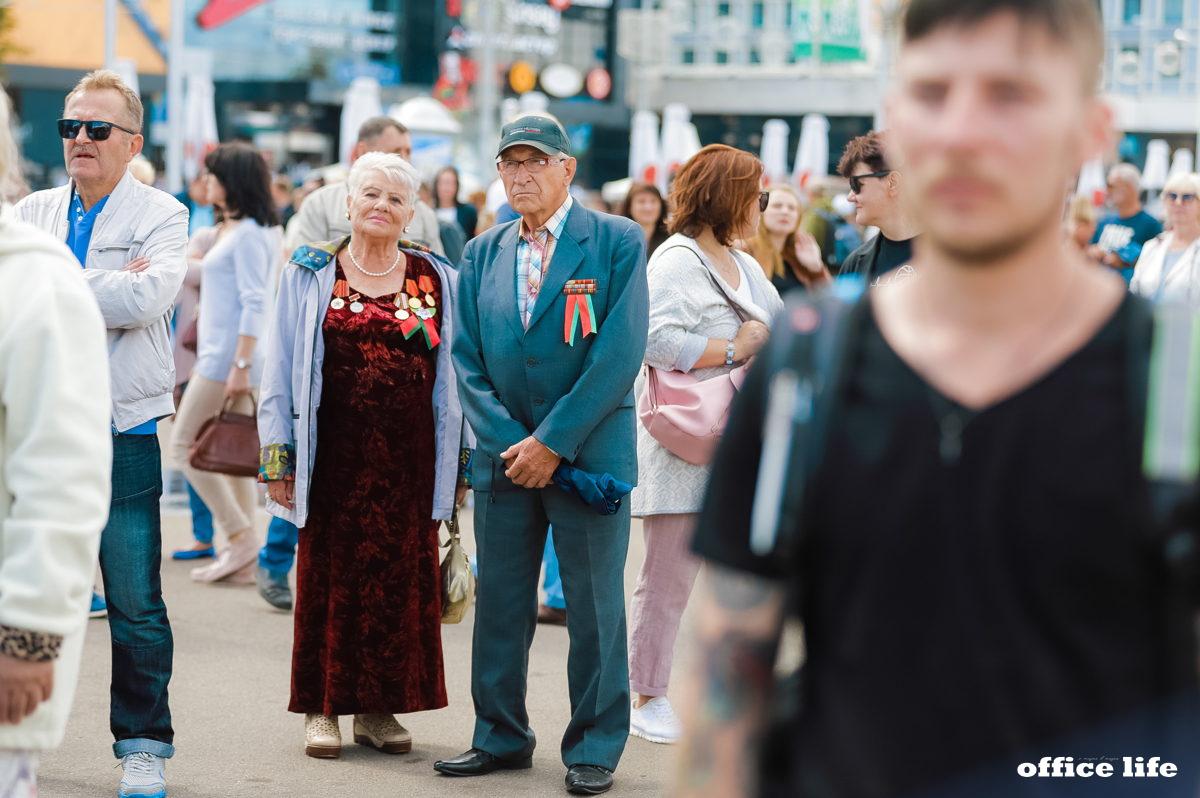 Что происходит в Минске 3 июля. Фотоотчет