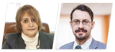 Мариам Горячко и Денис Недвецкий