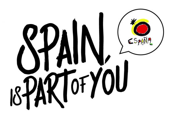 Spain is part of you