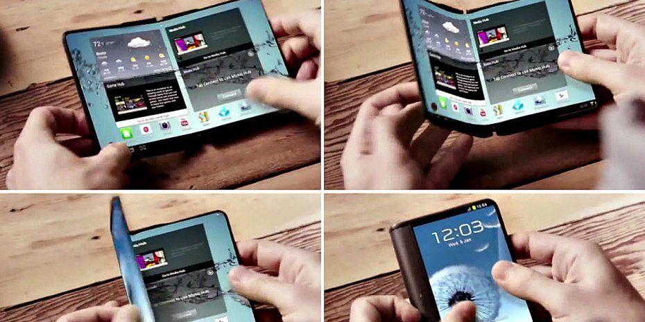 Samsung OLED дисплей