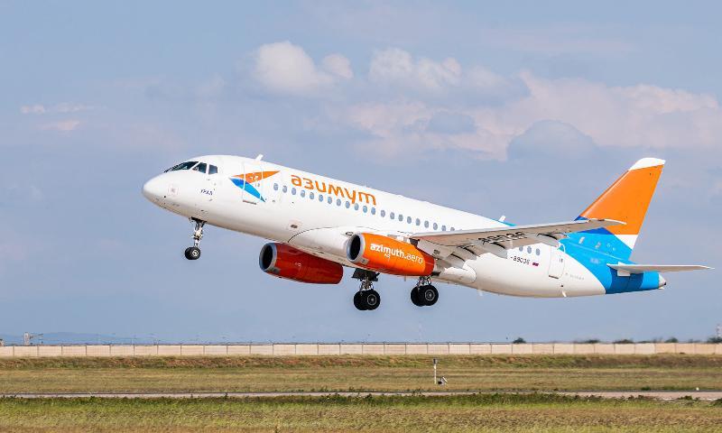 С 31 августа авиакомпания «Азимут» будет летать из Краснодара в Минск —  OfficeLife