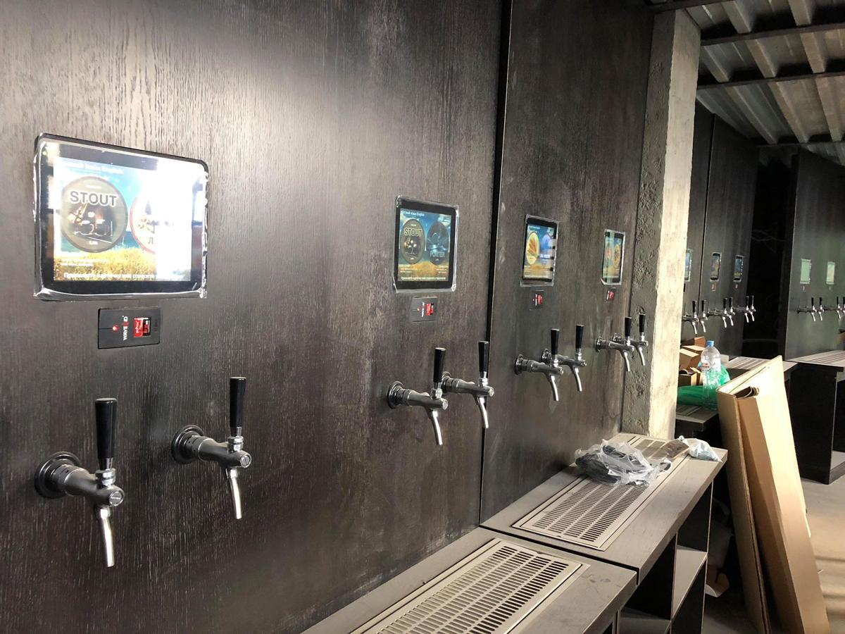 Первый вБеларуси паб без бармена откроется вконце лета
