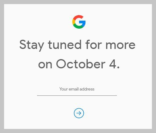Новый смартфон Google